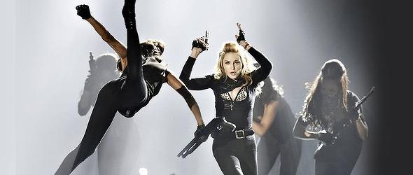Cumpleaños de Madonna en HCF